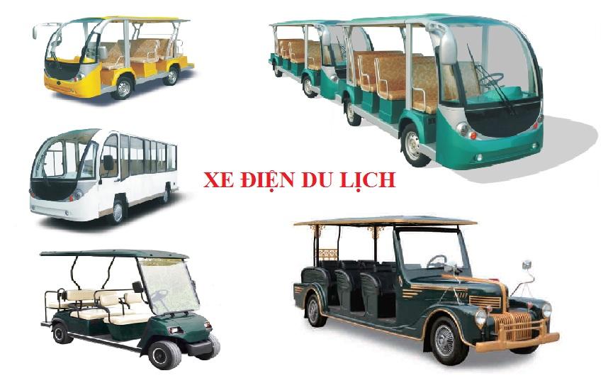 Xe điện du lịch